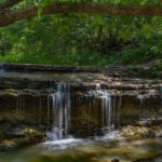 Chase Lake Falls – Cottonwood Falls, Kansas