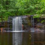 Wolf Creek Falls – Minnesota