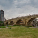 Old Stone Bridge Minneapolis