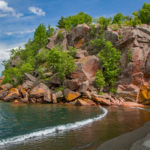 Black Beach – Silver Bay, MN
